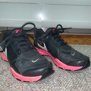 Nike Pink/Gray Sneakers